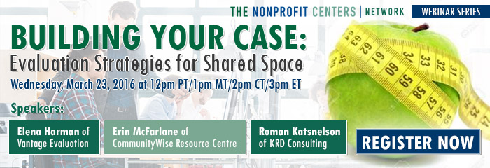 Building Your Case: Evaluation Strategies for Shared Space