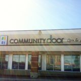 Community Door Photo