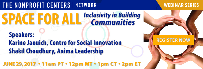 Space For All:  Inclusivity in Building Communities