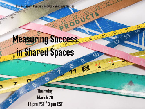 Measuring Success in Shared Spaces