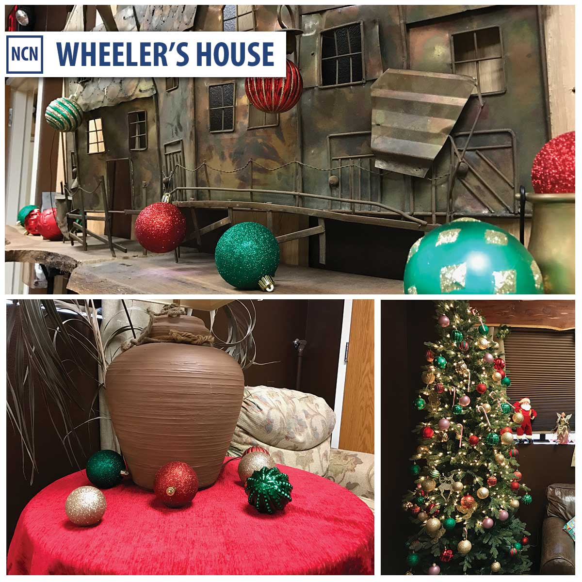 Wheelers Holiday Decor