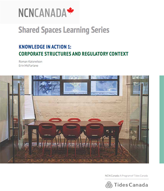 This paper is part of NCN Canadau0027s Shared Spaces Learning Series initiative designed to contribute to the emerging national conversation about the roles ...  sc 1 st  The Nonprofit Centers Network & NCN Canada Shared Spaces Learning Series: Part 1 | The Nonprofit ...