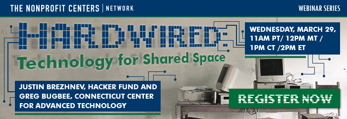 Hardwired: Technology for Shared Space