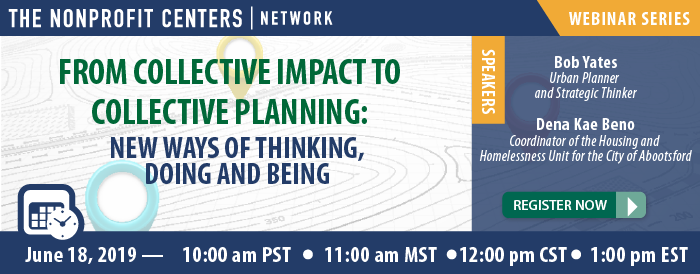 From Collective Impact to Collective Planning – New Ways of Thinking, Doing and Being