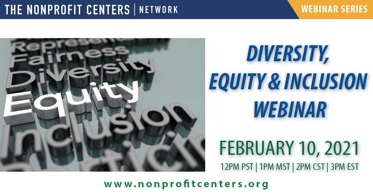 Diversity, Equity, & Inclusion Webinar