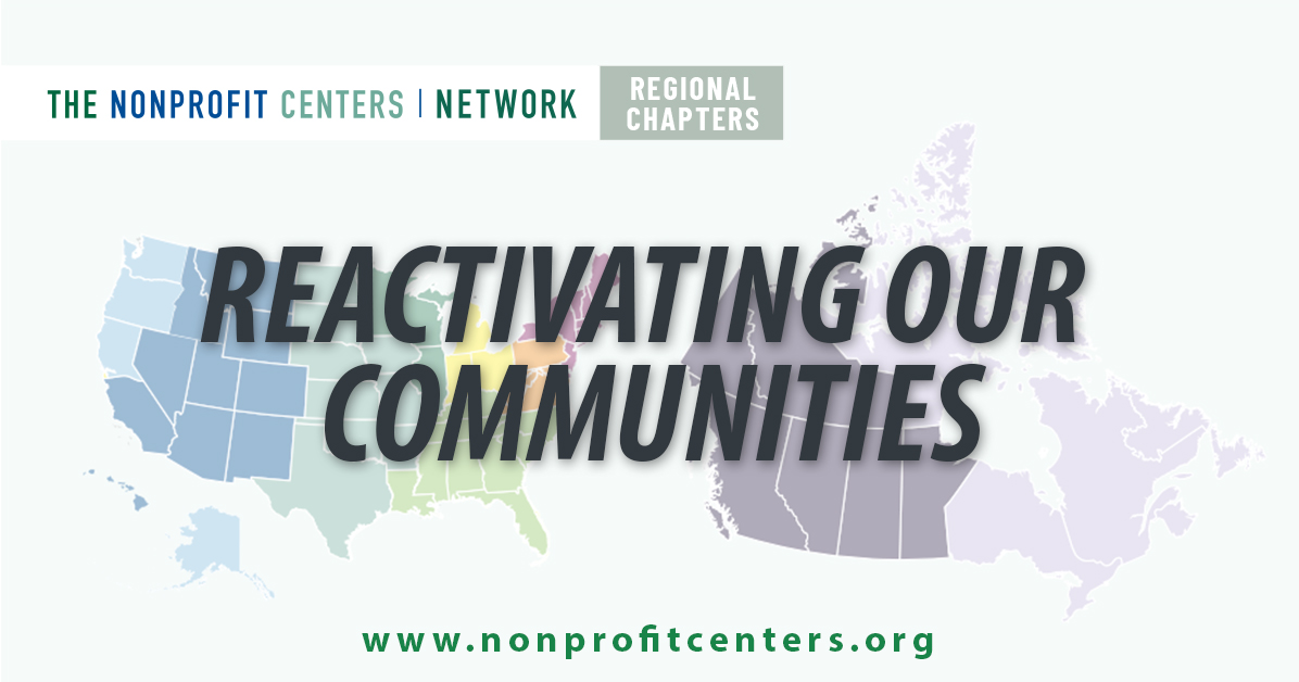 Regional Chapter Meetup: Reactivating Our Communities