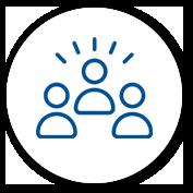 social purpose movement icon